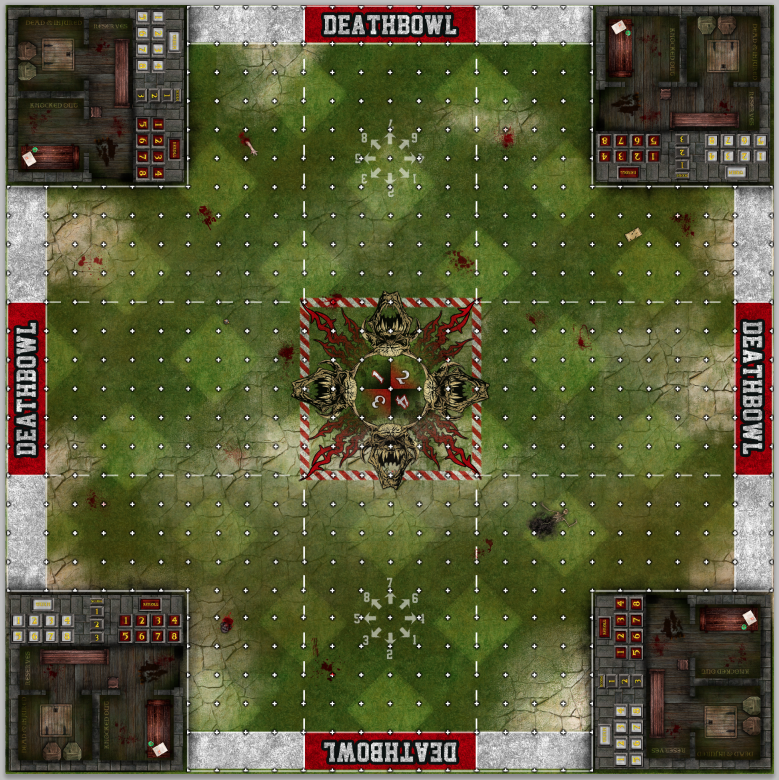 Deathbowl pitch