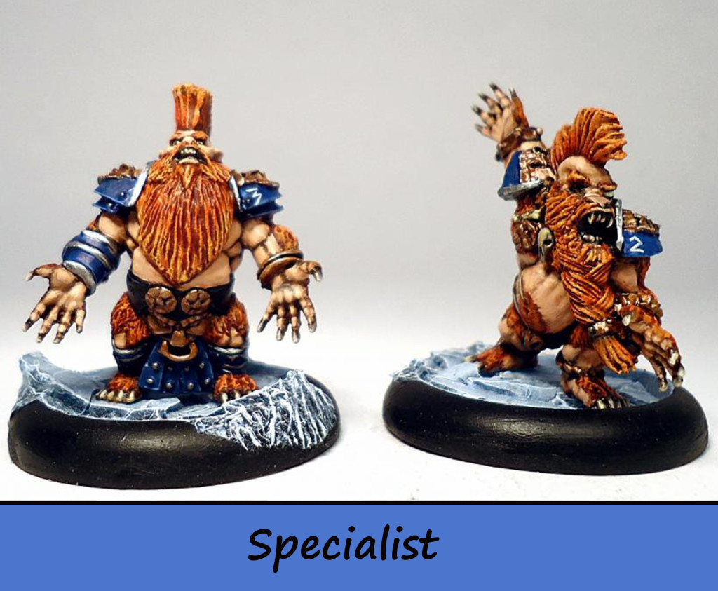 painting | The NAF – Home of Blood Bowl