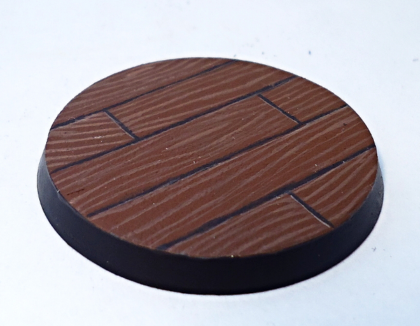 L'ère des orques est arrivé Wood-panel